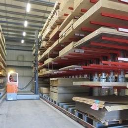 Gestion du transfert d'un entrepôt de 30000 m2, pour CBC (groupe Saint Gobain)