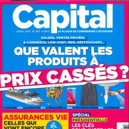 AMI dans la presse : Capital -  2017